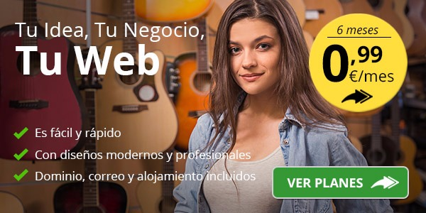Tu web hostalia
