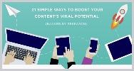 21 formas sencillas aumentar potencial viral contenido backlinko