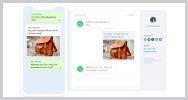 Inbox ai plataforma atencion cliente integra whatsapp sms telegram messenger instagram redes sociales