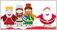 imagen: Felicita la Navidad con una animación desde tu web