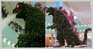 Imagen: Posiblemente, los árboles de Navidad más peculiares de Internet