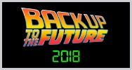 2018 backup to the future