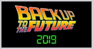 2019 backup to the future