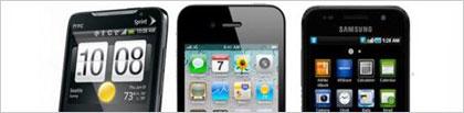 Los móviles y el acceso a Internet desde ellos