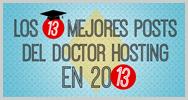 Imagen: Los 13 mejores posts del Doctor Hosting en 2013