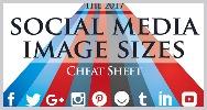 Infografia tamanos imagenes redes sociales 2017