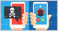 Vishing smishing ciberataques realizan voz sms