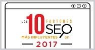 10 factores seo mas influyentes 2017