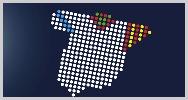 Dominios regionales espana