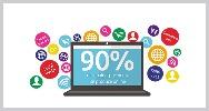 90 por ciento analisis online previo compra