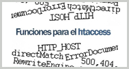 Archivo htaccess