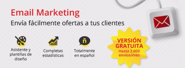 Email marketing hostalia