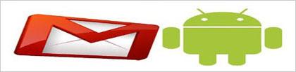 Configura tu cuenta de correo en terminales móviles con Android.