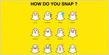 Snapchat autodestruirá este e-mensaje en 10 segundos