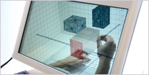 Space Top, el ordenador del futuro en tres dimensiones