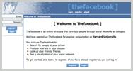 Imagen: Bio-infografía de los 10 primeros años de Facebook