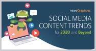 Tendencias contenidos redes sociales 2020