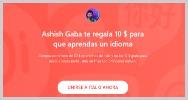 Gana dinero impartiendo clases idiomas online italki