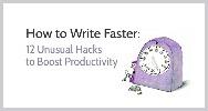 12 trucos escribir mas rapido